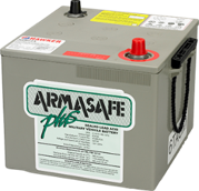ARMASAFE Plus Battery Image
